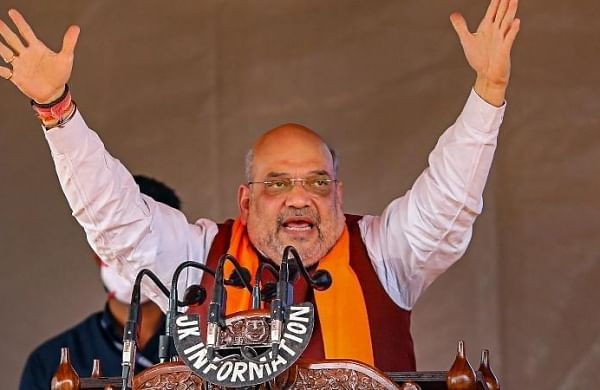Would rather talk to Kashmir's youth for development: Shah on NC chief seeking talks with Pakistan