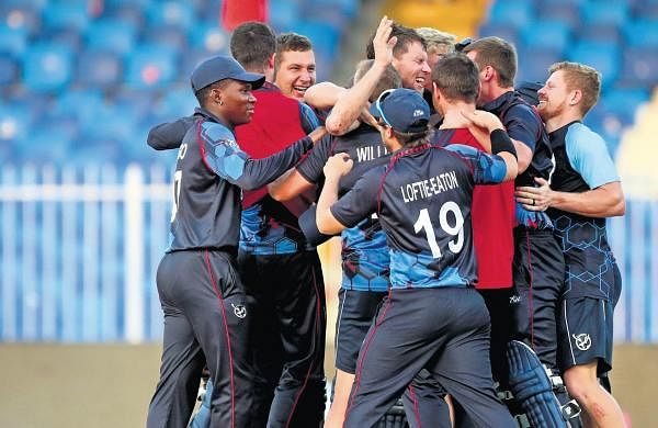 T20 World Cup: Minnows Namibia eye Scotland scalp in opening Super 12 match
