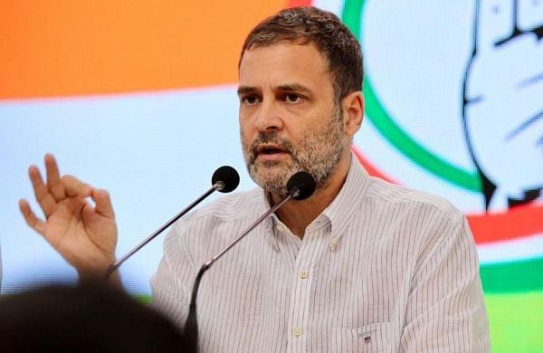 'Jumla' version of COVIDvaccine story will not save lives: Rahul Gandhi