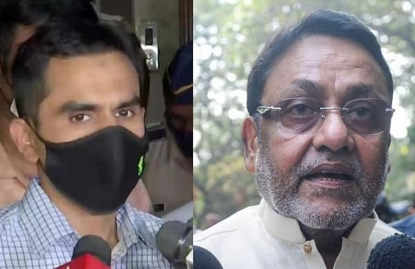 'Attempt to demoralise Wankhede': PIL in HC seeks to restrain Nawab Malik from making comments against NCB