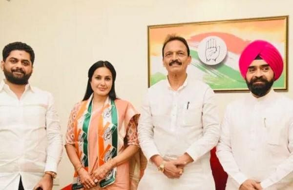 Kamya Punjabi excited to start her political journey with Congress