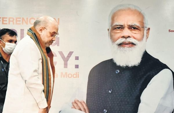 PM Modi heralded political stability, gave GDP human face: Amit Shah