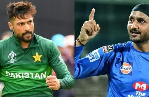 India vs Pakistan: Mohammad Amir tauntsHarbhajan Singh, spinner uses spot-fixing scandal to hit back