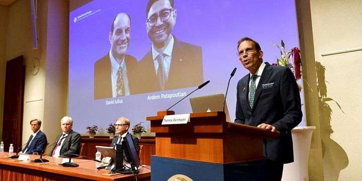 Two American Scientists Win Medicine Nobel for Discovery of Skin Receptors that Sense Heat and Touch