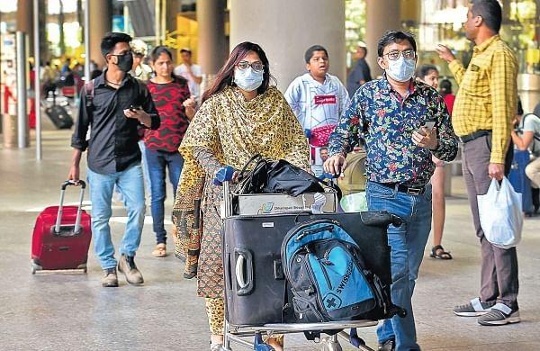 Heavy rush at Mumbai airport amid festive buzz; passengers miss flights