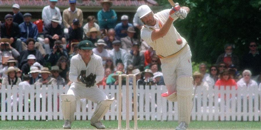 Former England batsman Graham Gooch