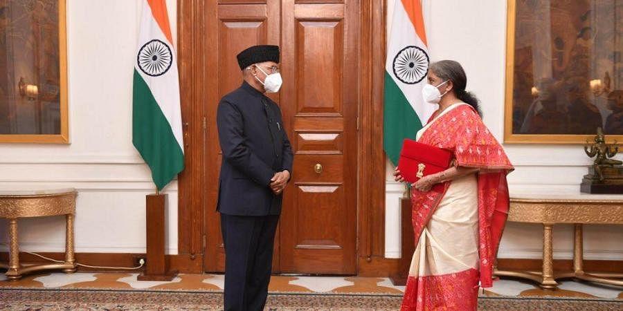 Nirmala Sitharaman, President Kovind