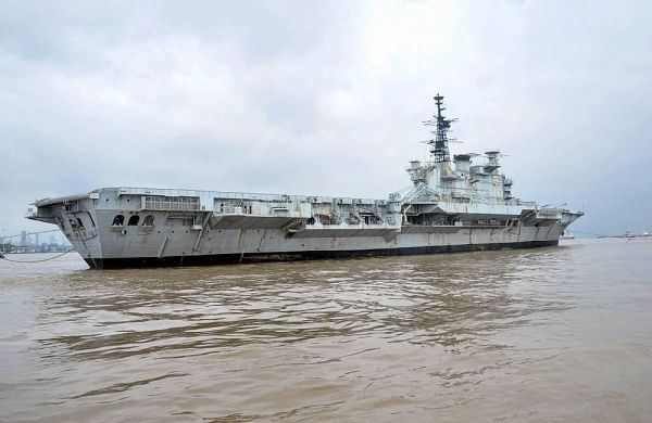 Supreme Court​ rejects plea against dismantling decommissioned aircraft carrier 'Viraat'