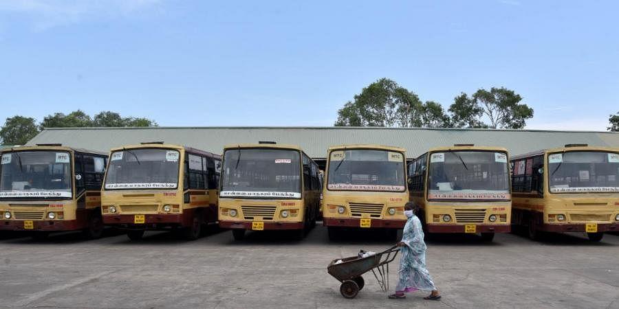 Chennai, Chennai Buses, Chennai lockdown