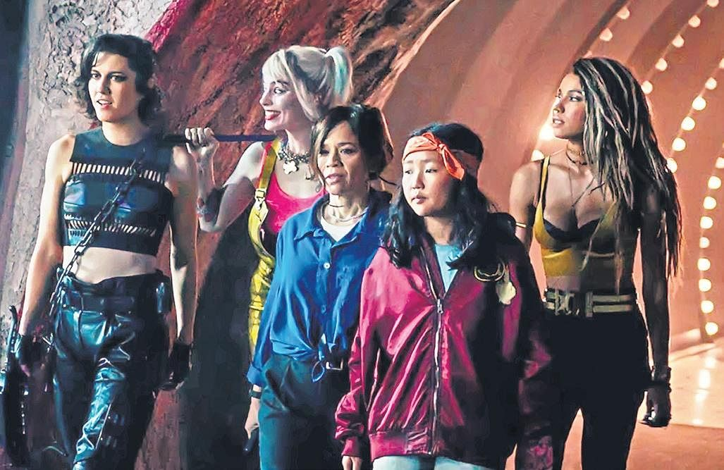 Still from 'Birds of Prey'
