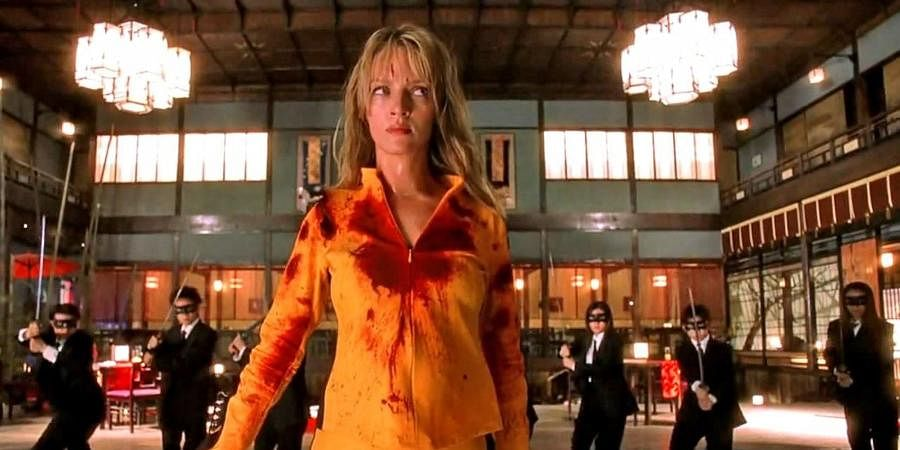 UMA THURMAN | KILL BILL