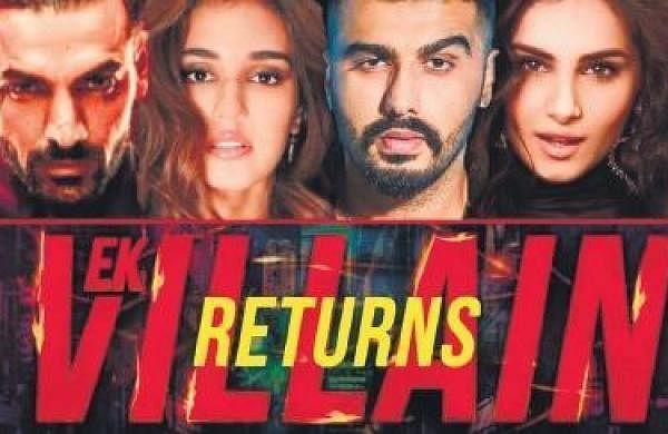 Tara Sutaria, Arjun Kapoor gear up for second schedule of 'Ek Villain Returns'
