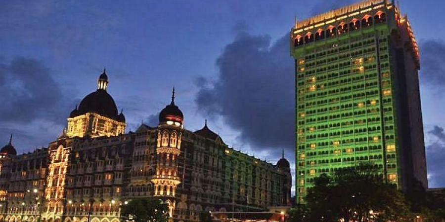 Taj Mahal Tower, Mumbai, illuminated to spread awareness regarding Fragile X