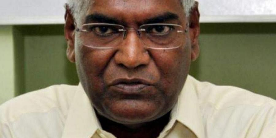 CPI National General Secretary D Raja (Photo | EPS)