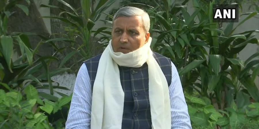 Haryana Agriculture Minister JP Dalal