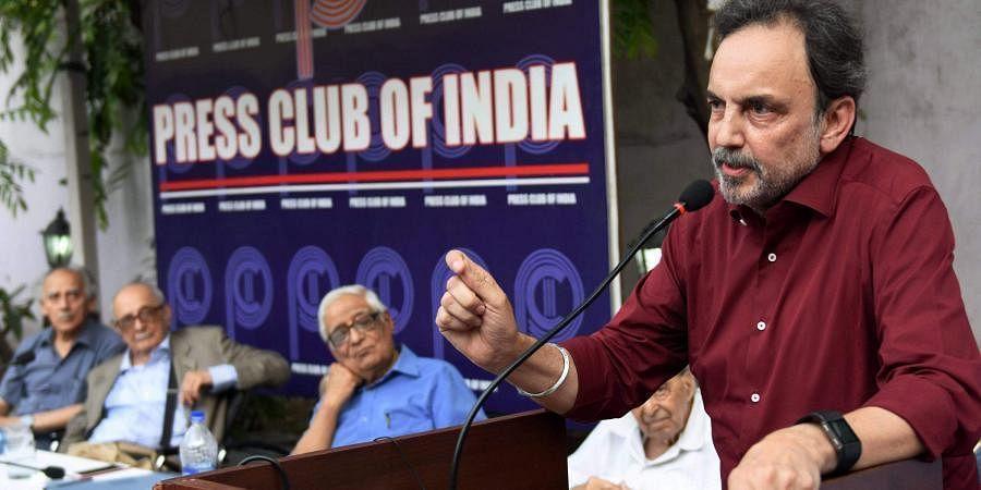 NDTV founder Prannoy Roy. | (File | PTI)