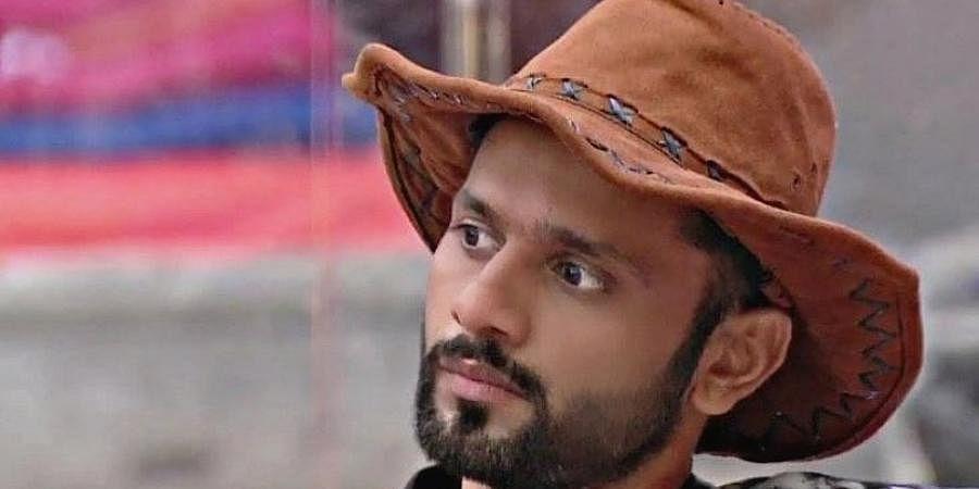 Bigg Boss 14 contestant Rahul Vaidya