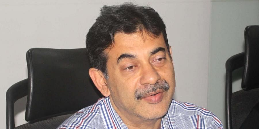 IT and Industries Principal Secretary Jayesh Ranjan