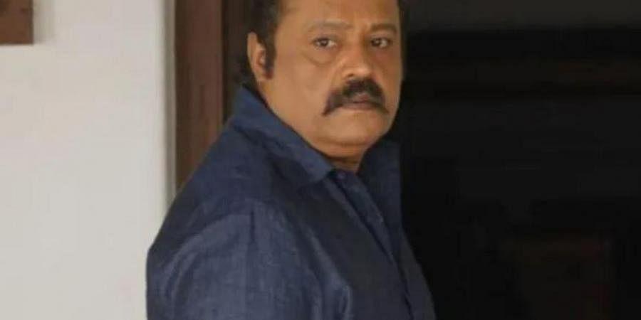 Actor Suresh Gopi