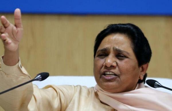 BSP MLAs joining Samajwadi Party an illusion: Mayawati