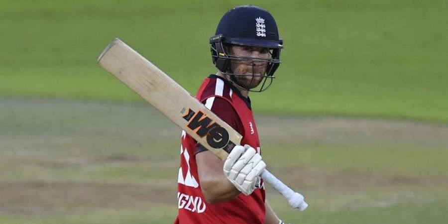TEAM: PK | PLAYER NAME: Dawid Malan | ROLE: ALL-ROUNDER | BASE PRICE: Rs 1.5 Crore | PAID PRICE: Rs 1.5 Crore