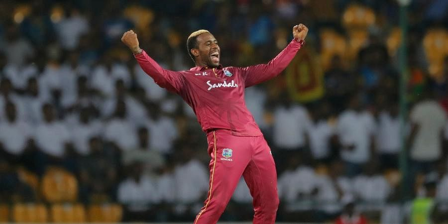 TEAM: PK | PLAYER NAME: Fabian Allen | ROLE: ALL‐ROUNDER | BASE PRICE: Rs 75 Lakh | PAID PRICE: Rs 75 Lakh