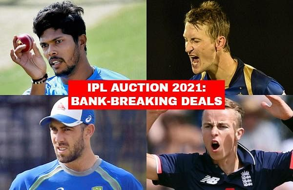 South African Chris Morris led the pack with a record Rs 16.25 crore bid from Rajasthan Royals as all-rounders and foreign fast bowlers walked away with bank-breaking deals in the 2021 IPL auction. Check out the cricketers and the clubs they were bagged by this year.