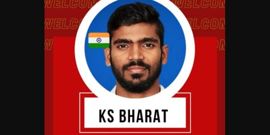 TEAM: RCB | PLAYER NAME: KS Bharat | ROLE: WICKETKEEPER | BASE PRICE: Rs 20 Lakh | PAID PRICE: Rs 20 Lakh