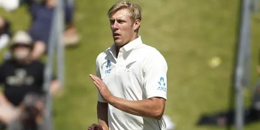TEAM: RCB | PLAYER NAME: Kyle Jamieson | ROLE: ALL‐ROUNDER | BASE PRICE: Rs 75 Lakh | PAID PRICE: Rs 15 Crore