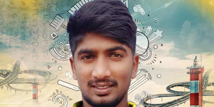 TEAM: CSK | PLAYER NAME: M Harisankar Reddy | ROLE: BOWLER | BASE PRICE: Rs 20 Lakh | PAID PRICE: Rs 20 Lakh