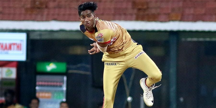 TEAM: DC | PLAYER NAME: M Siddharth | ROLE: BOWLER | BASE PRICE: Rs 20 Lakh | PAID PRICE: Rs 20 Lakh