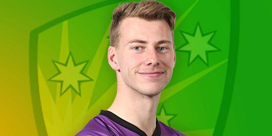 TEAM: PK | PLAYER NAME: Riley Meredith | ROLE: BOWLER | BASE PRICE: Rs 40 Lakh | PAID PRICE: Rs 8 Crore