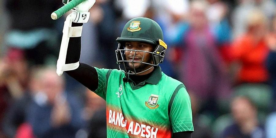 TEAM: KKR | PLAYER NAME: Shakib Al Hasan | ROLE: ALL-ROUNDER | BASE PRICE: Rs 2 Crore | PAID PRICE: Rs 3.2 Crore