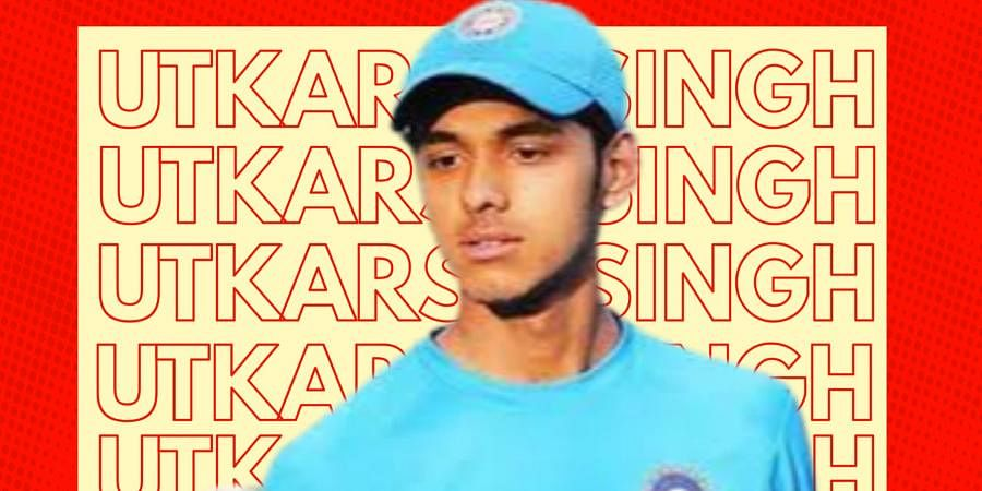 TEAM: PK | PLAYER NAME: Utkarsh Singh | ROLE: ALL‐ROUNDER | BASE PRICE: Rs 20 Lakh | PAID PRICE: Rs 20 Lakh