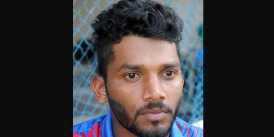 TEAM: DC | PLAYER NAME: Vishnu Vinod | ROLE: WICKETKEEPER | BASE PRICE: Rs 20 Lakh | PAID PRICE: Rs 20 Lakh