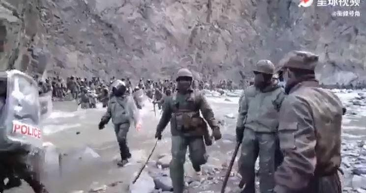 Galwan Valley clashes