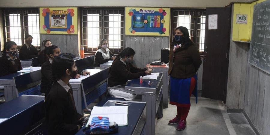 Schools, Classroom, Students
