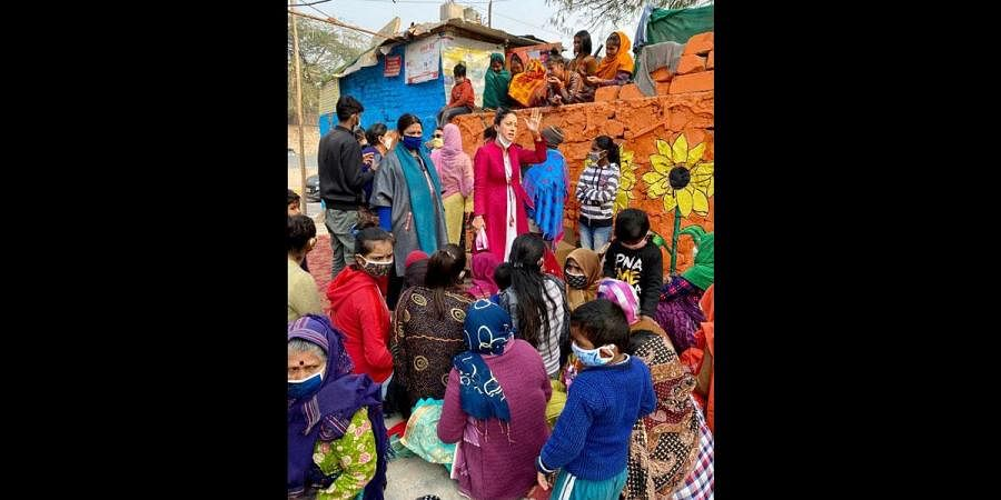 Misaal New Delhi has identified 17 more slums in Delhi for running its programmes. (Photo| EPS)