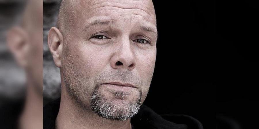 Stunt expert Stefan Richter