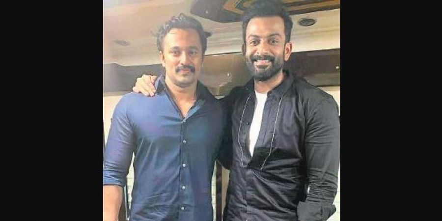 The latest update is that Unni Mukundan, who also plays a leading part in the film, has joined the sets.