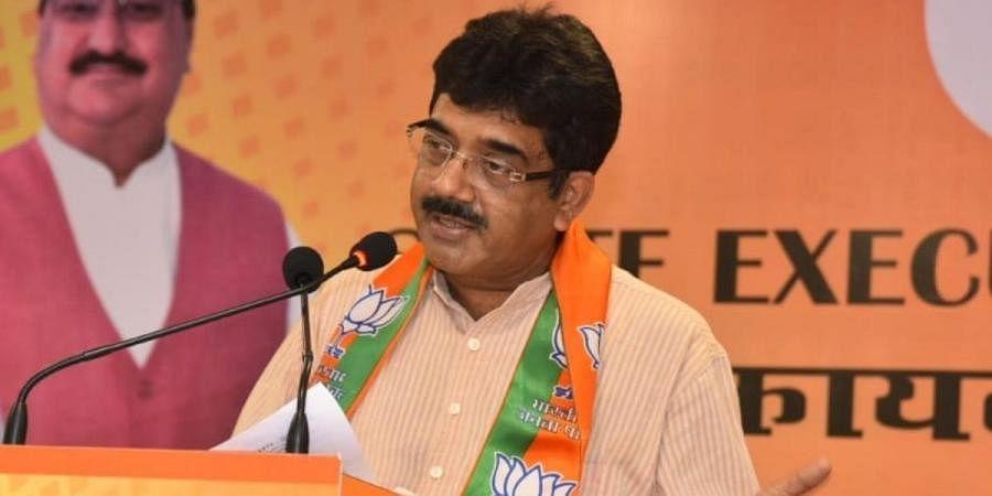 Goa BJP chiefSadanand Shet Tanavade