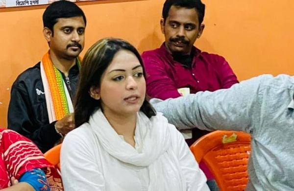 Rakesh Singh conspired to trap me in drugs case: BJP leader Pamela Goswami
