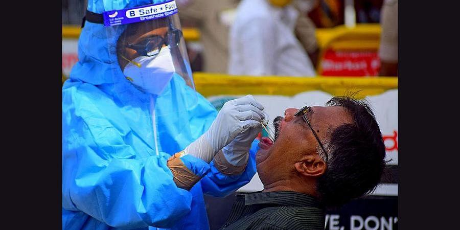 Covid testing, Coronavirus