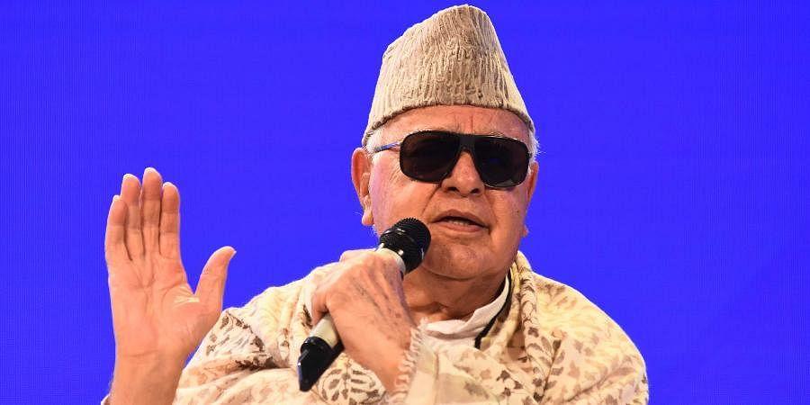 Former Jammu and Kashmir CM Farooq Abdullah