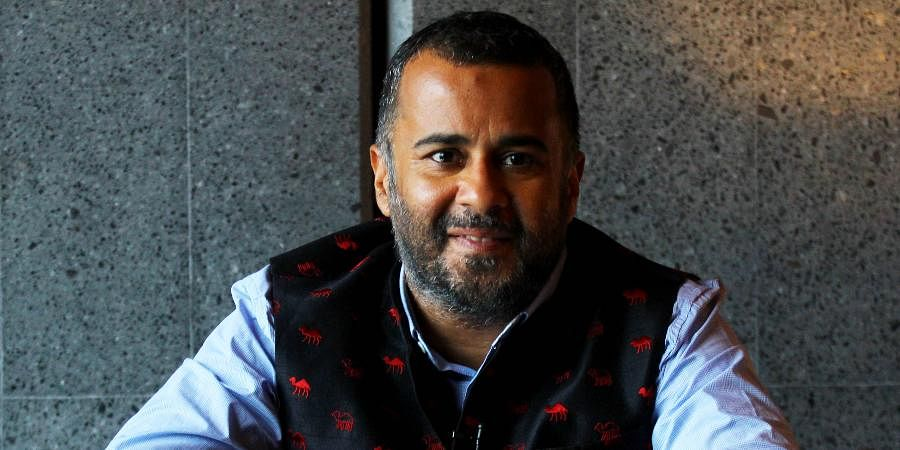 Outstanding Contribution to Literature in Indian Cinema:Chetan Bhagat