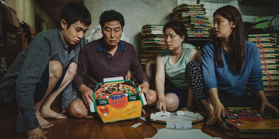 Best International Feature Film:Parasite