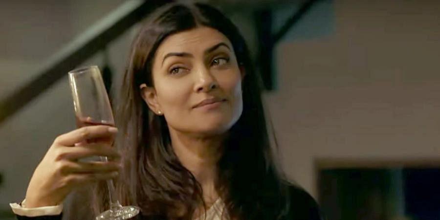 Best Actress -Web Series:Sushmita Sen (Aarya)