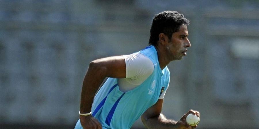Sri Lankan pace great Chaminda Vaas. (Photo | AFP)