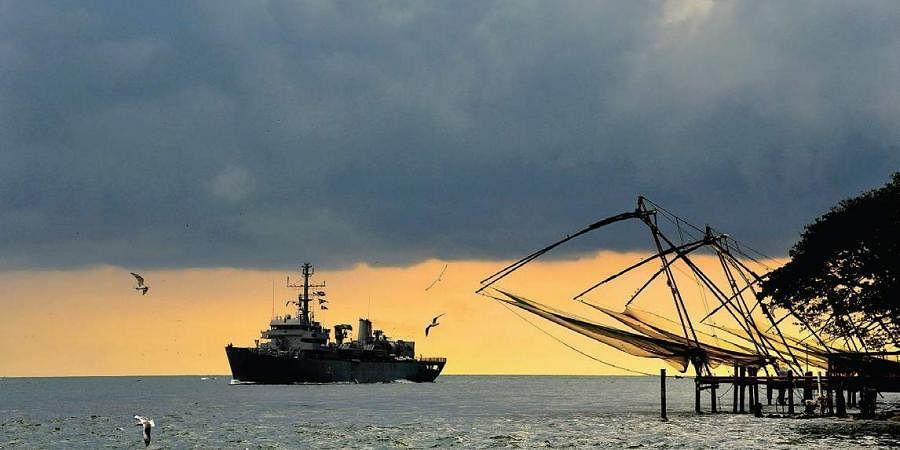 fish trawlers