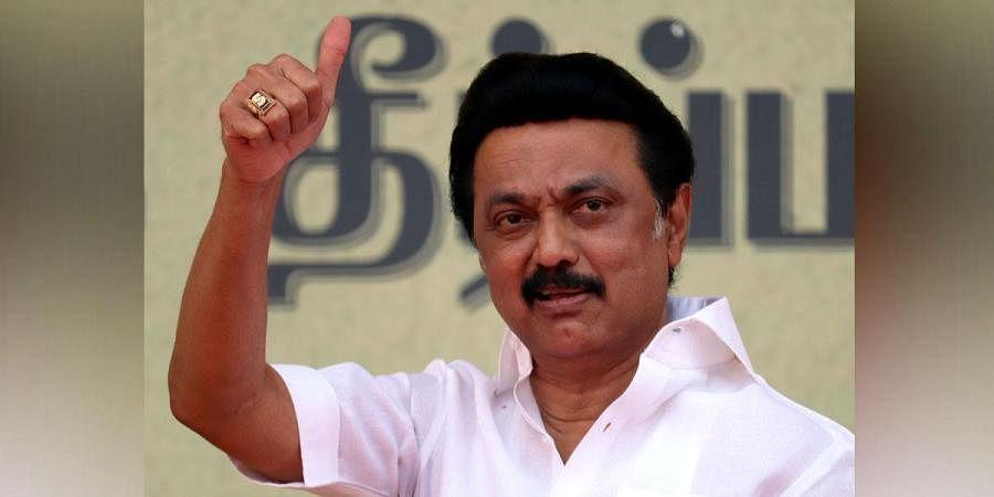 DMK president M K Stalin. (Photo | S Dinesh, EPS)